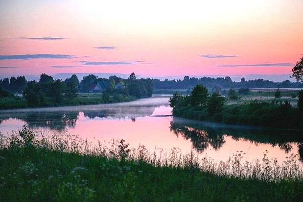 «Экоферма «Зеленый Глухарь»: в объятьях заповедных лесов, полей и рек